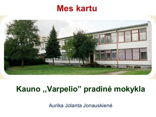Kauno varpelio
