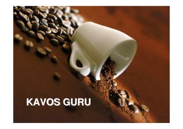Kavos receptu knyga