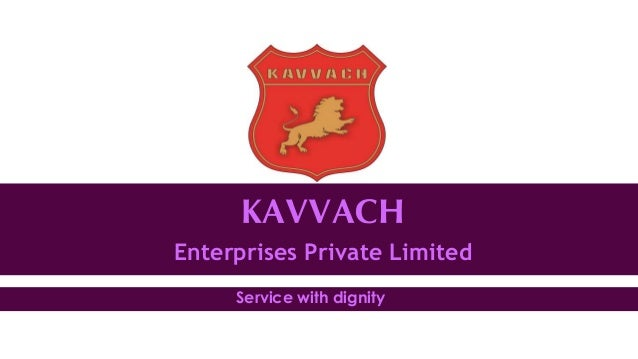 kavvach enterprises private limited company profile