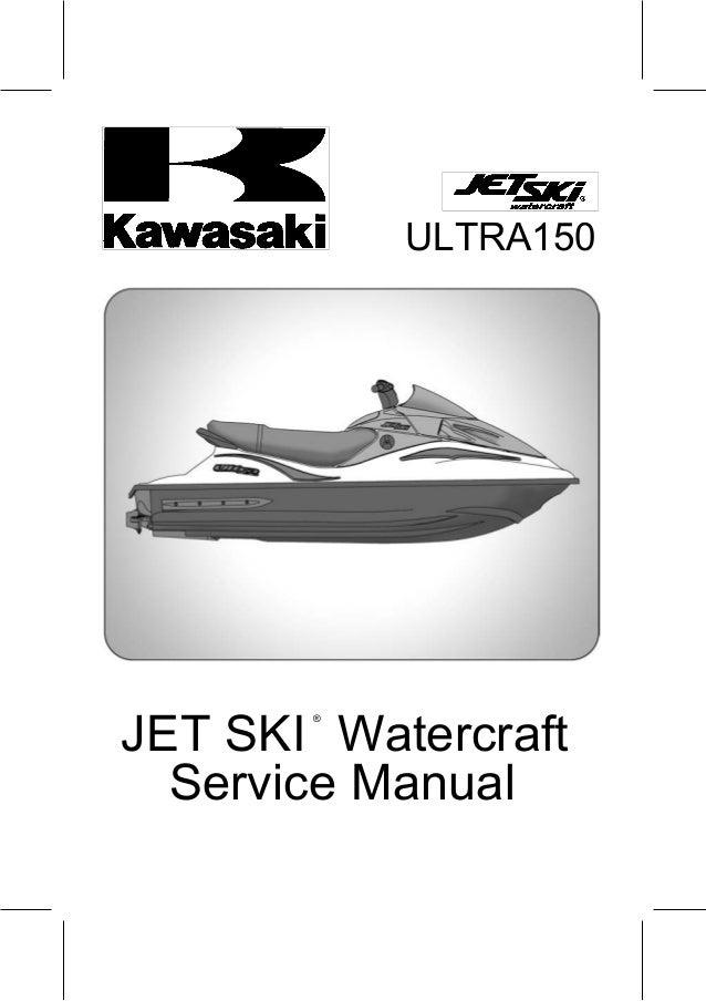 ULTRA150 JET SKI ® Watercraft Service Manual