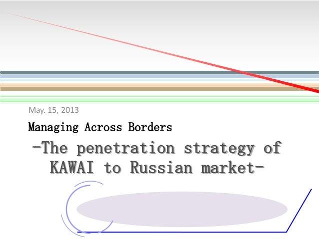 Kawai strategy final