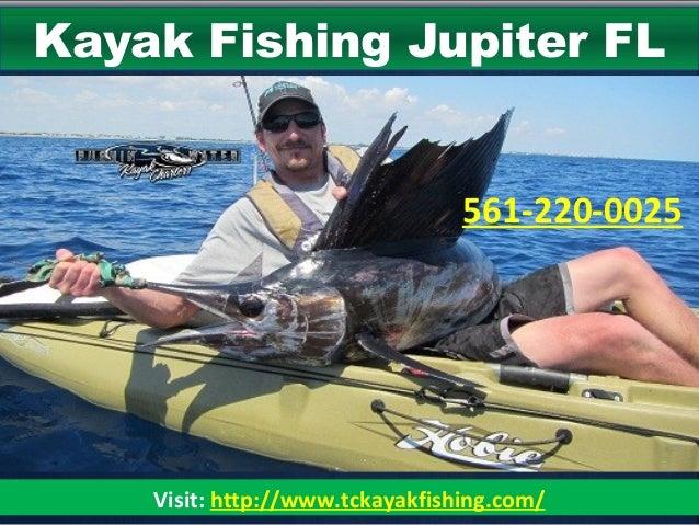 Kayak Fishing Jupiter Fl 561 220 0025