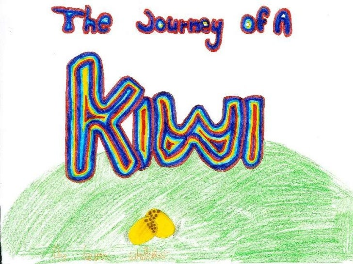 Kayla the kiwi<br />