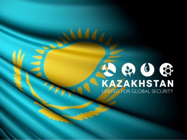 THE REPUBLIC OF KAZAKHSTAN ANNOUNCES ITS CANDIDACY FOR NON-PERMANENT MEMBERSHIP IN THE UNITED NATIONS SECURITY COUNCIL, 20...