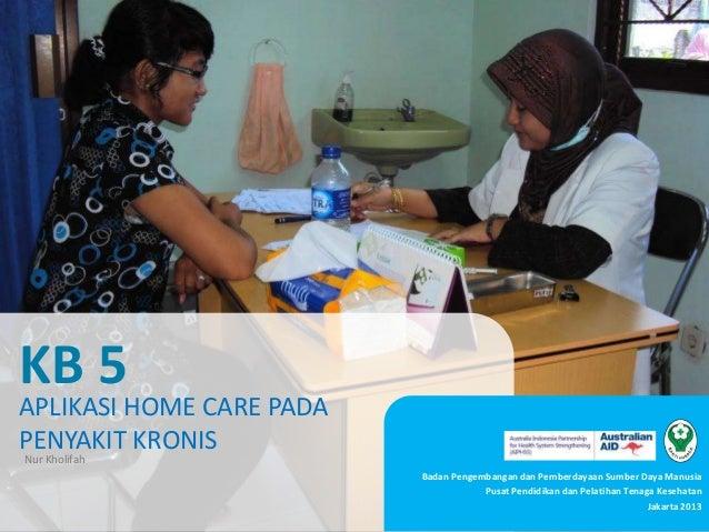Badan Pengembangan dan Pemberdayaan Sumber Daya Manusia Pusat Pendidikan dan Pelatihan Tenaga Kesehatan Jakarta 2013 KB 5 ...