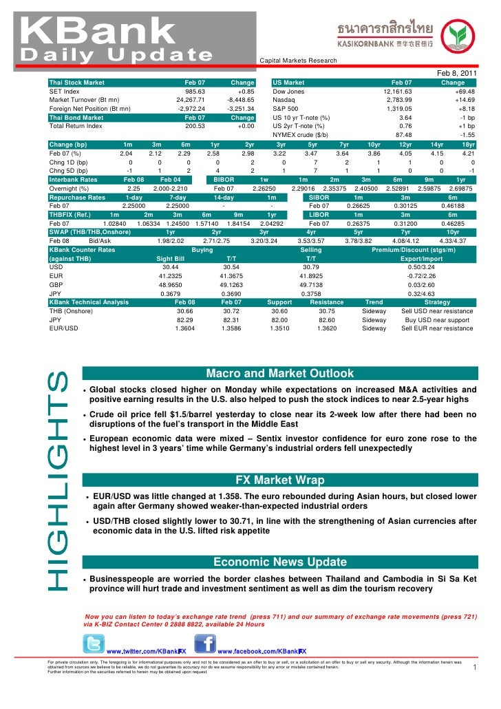 Capital Markets Research                                                                                                  ...