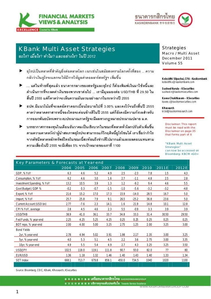 KBank Multi Asset Strategies dec 2011   th