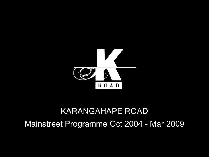 Kba Quadennial Review