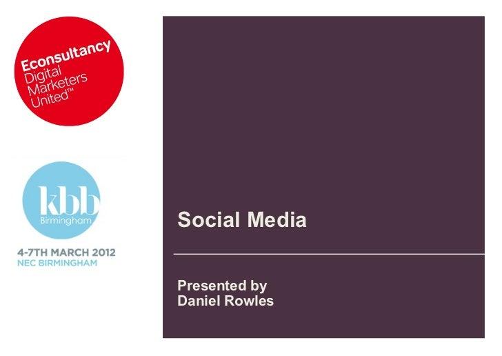KBB Social Media