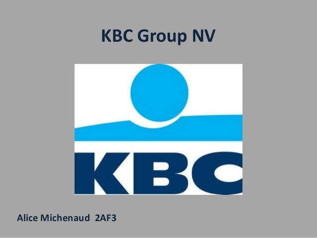 KBC Group NV