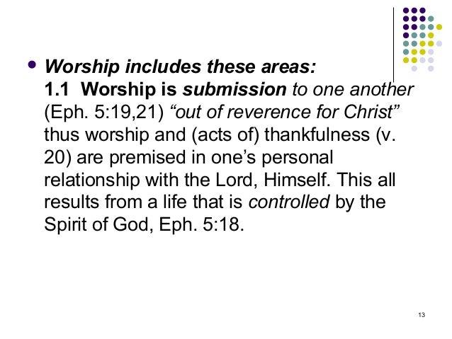Worship and Music Theology