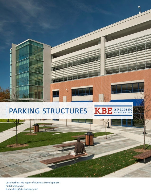 Kbe parking structures