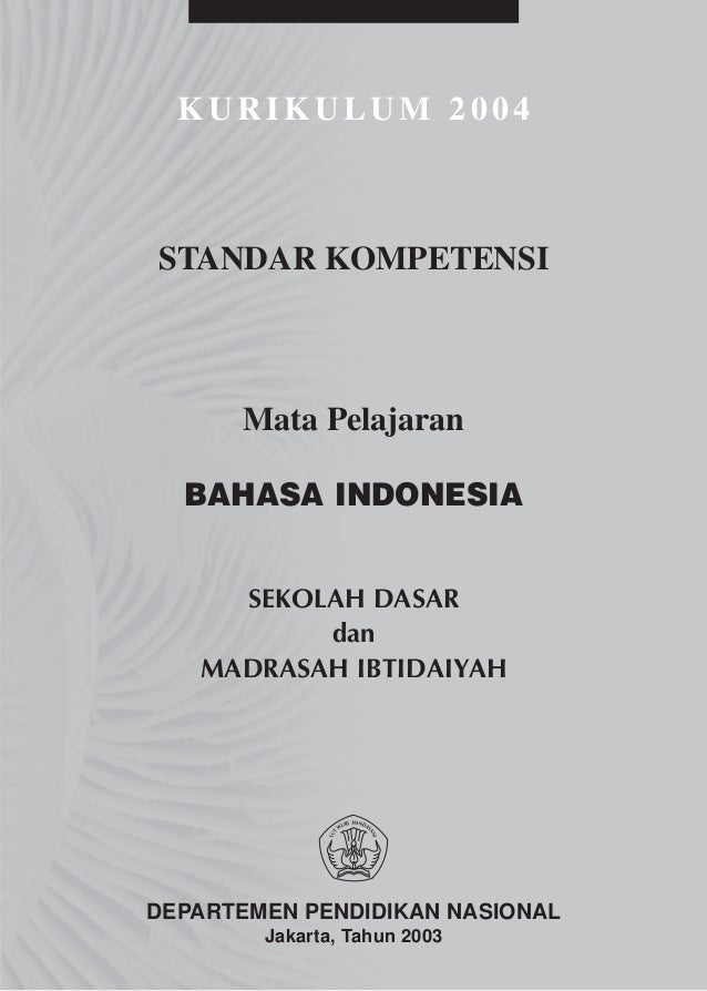 Kbk sd 03 bahasa indonesia