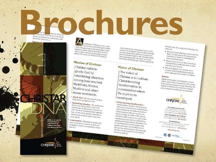 Brochures<br />