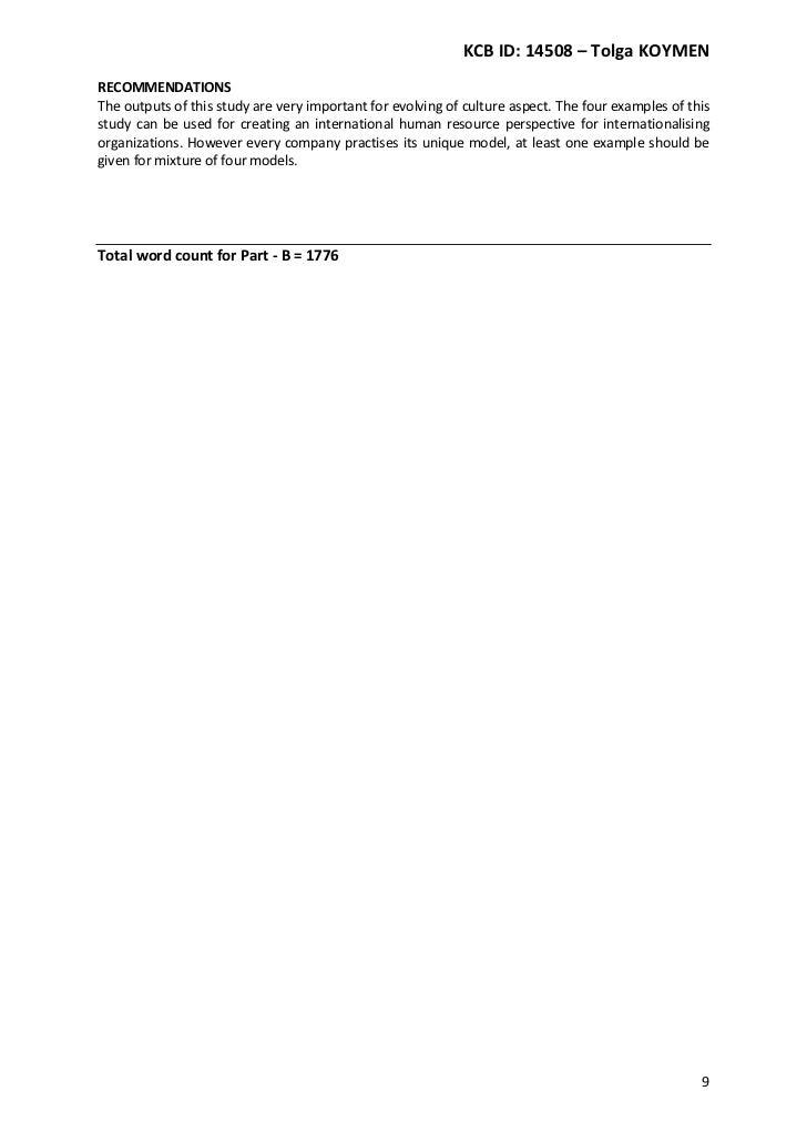 Leadership article review