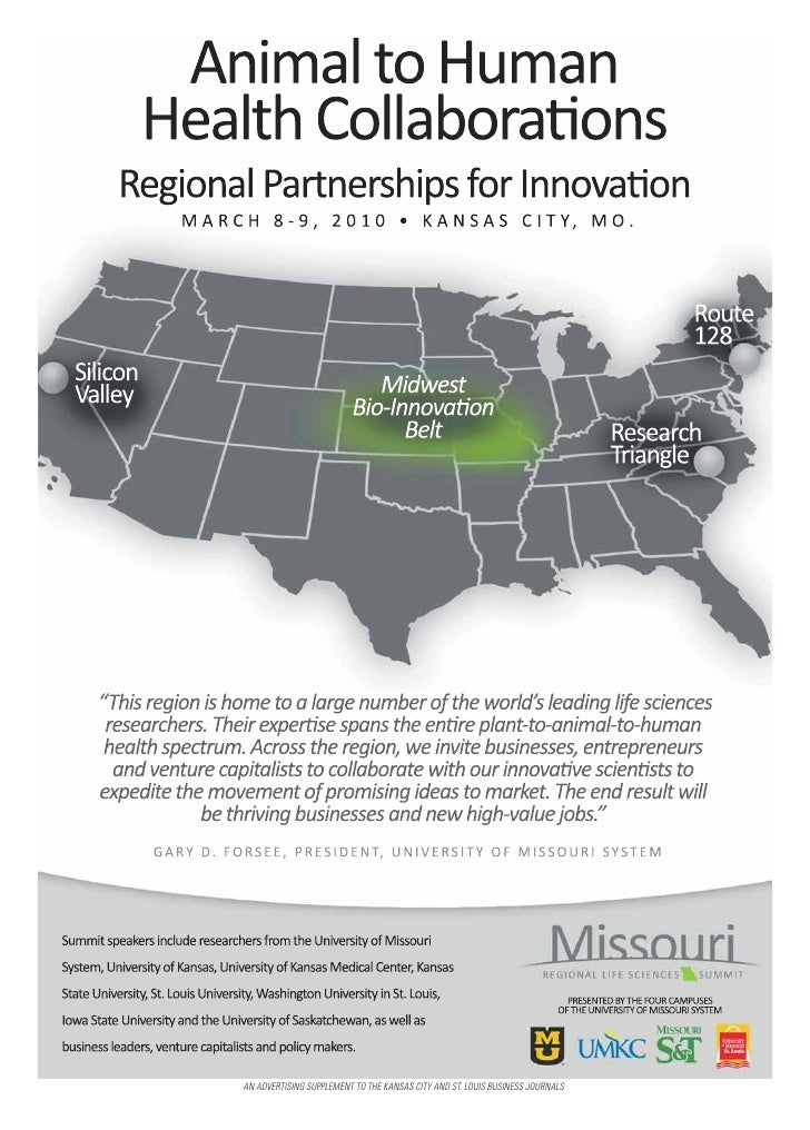 Missouri Regional Life Sciences Summit Business Journal Supplement