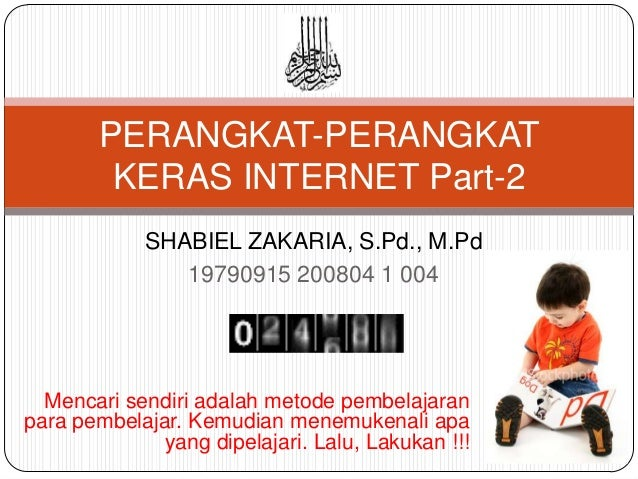 Kd 1 perangkat keras internet part-2