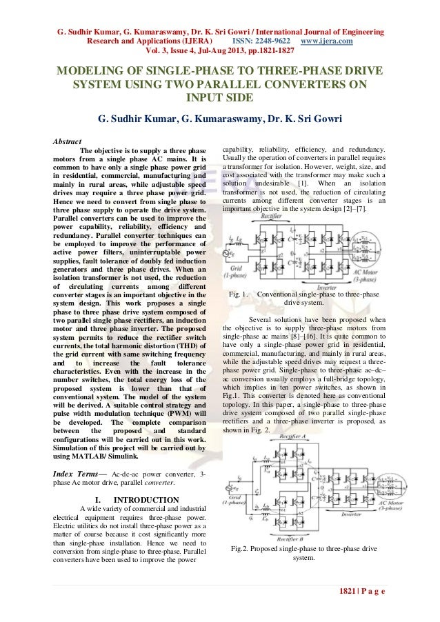 G. Sudhir Kumar, G. Kumaraswamy, Dr. K. Sri Gowri / International Journal of Engineering Research and Applications (IJERA)...