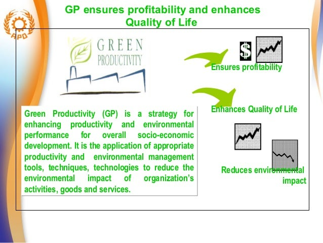 essay on green productivity for sustainable energy and environment Green clean guide – green essay on energy, economy and environment in enhancing competitiveness for the global evolution towards a more sustainable.