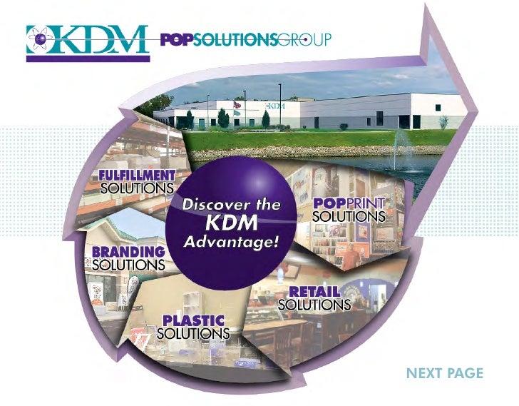 KDM Brochure