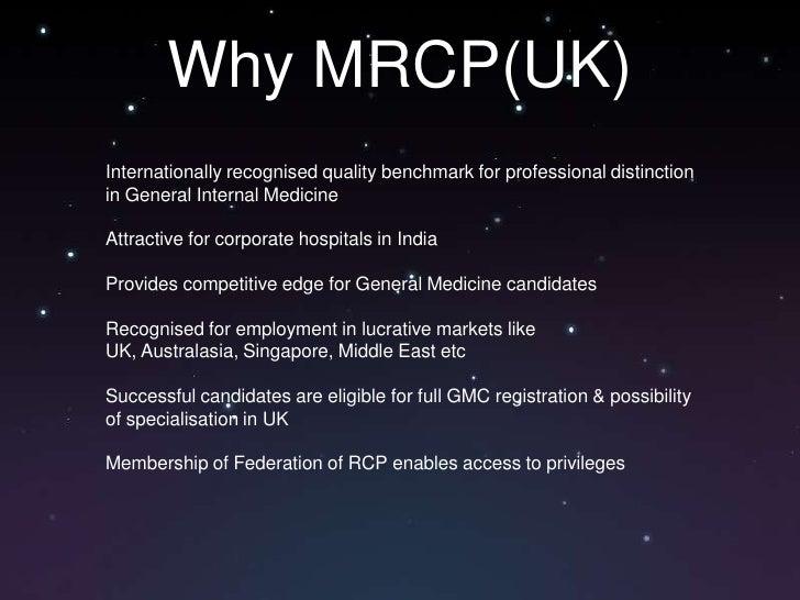 Mrcp For India Drs Presentation