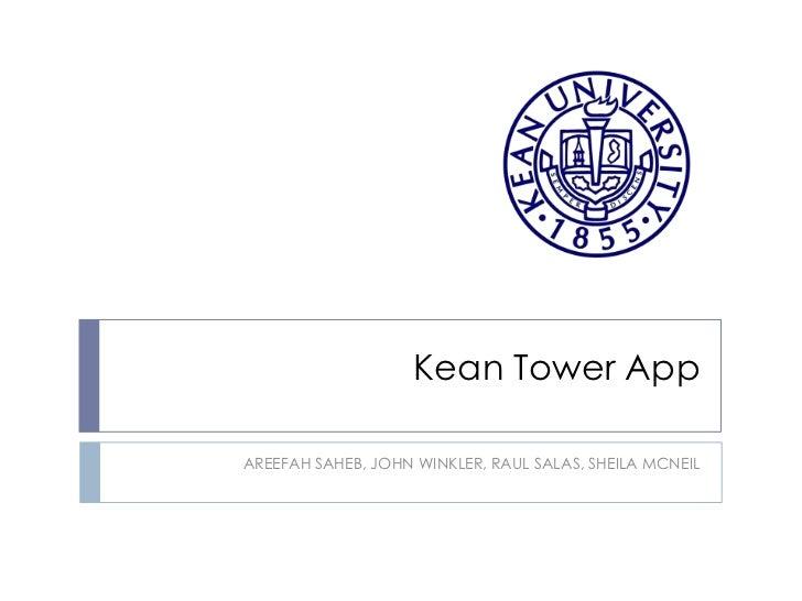 Kean app