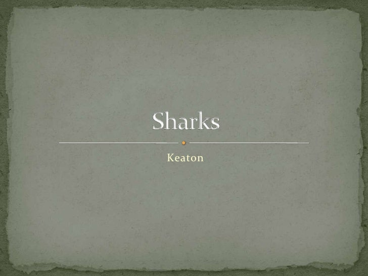 Keaton<br />Sharks<br />