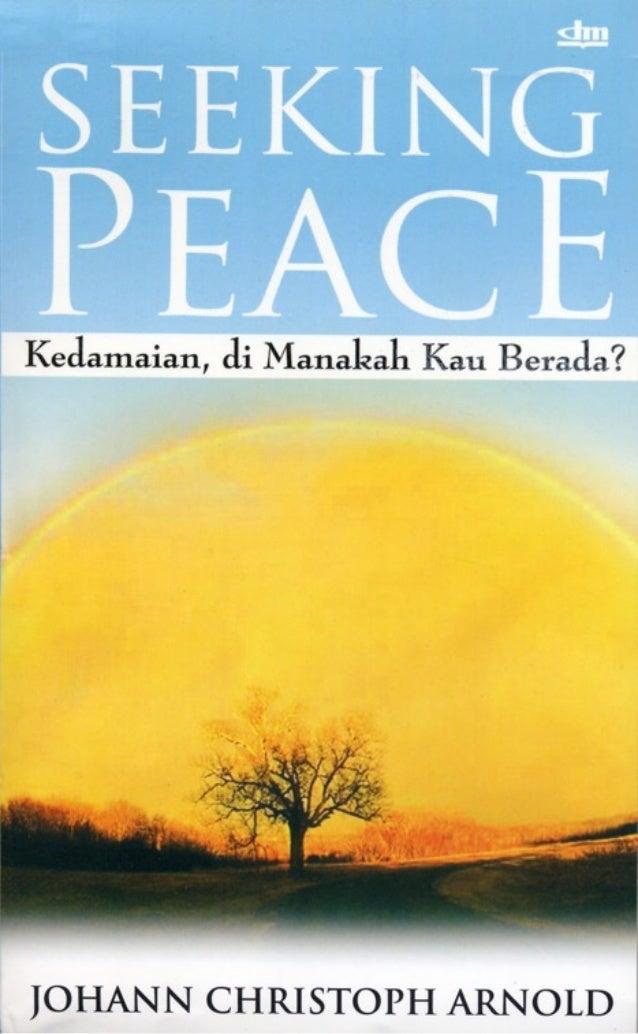 2        Kedamaian, di Manakah Kau Berada?                              Sanksi Pelanggaran Pasal 72             Undang-Und...