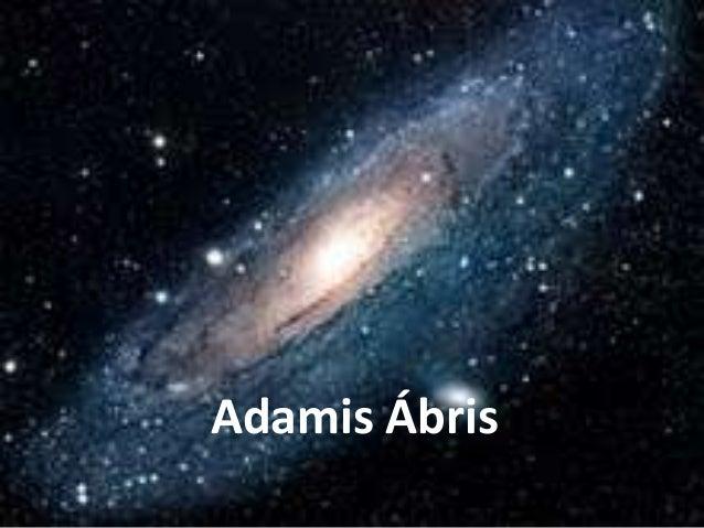 Adamis Ábris