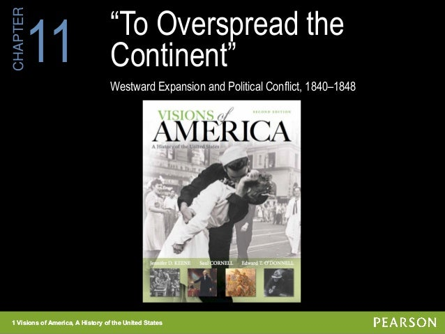 """1 Visions of America, A History of the United States CHAPTER 1 Visions of America, A History of the United States """"To Over..."""