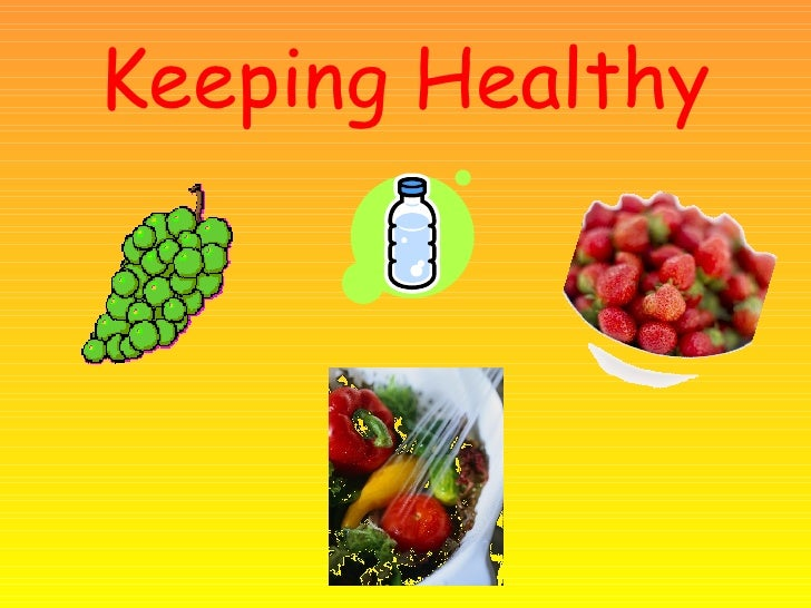 essays on how to stay healthy