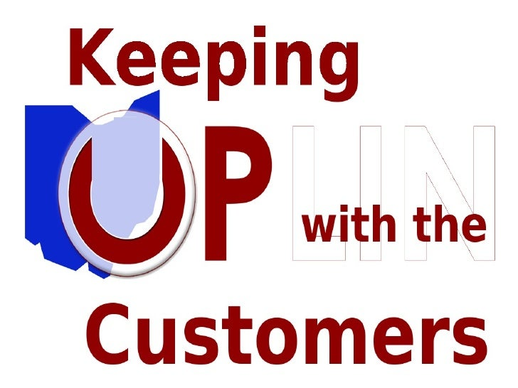 Keeping Up With The Customers: Technology You & Your Staff Need To Know & Use