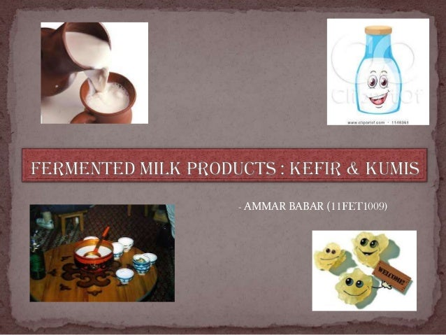 Kefir & Kumis