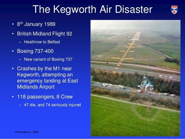 plane crash case study