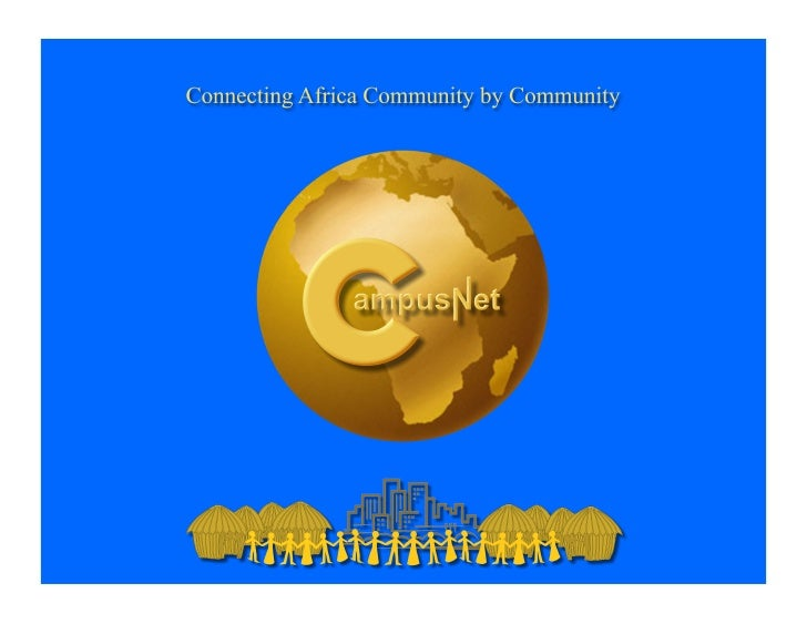 CampusNet believes that upliftment and empowerment        begins with education and communication.           Learning can ...