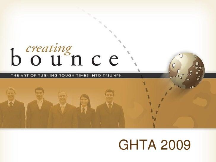 GHTA 2009