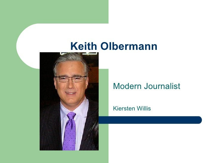Keith Olbermann Ppt