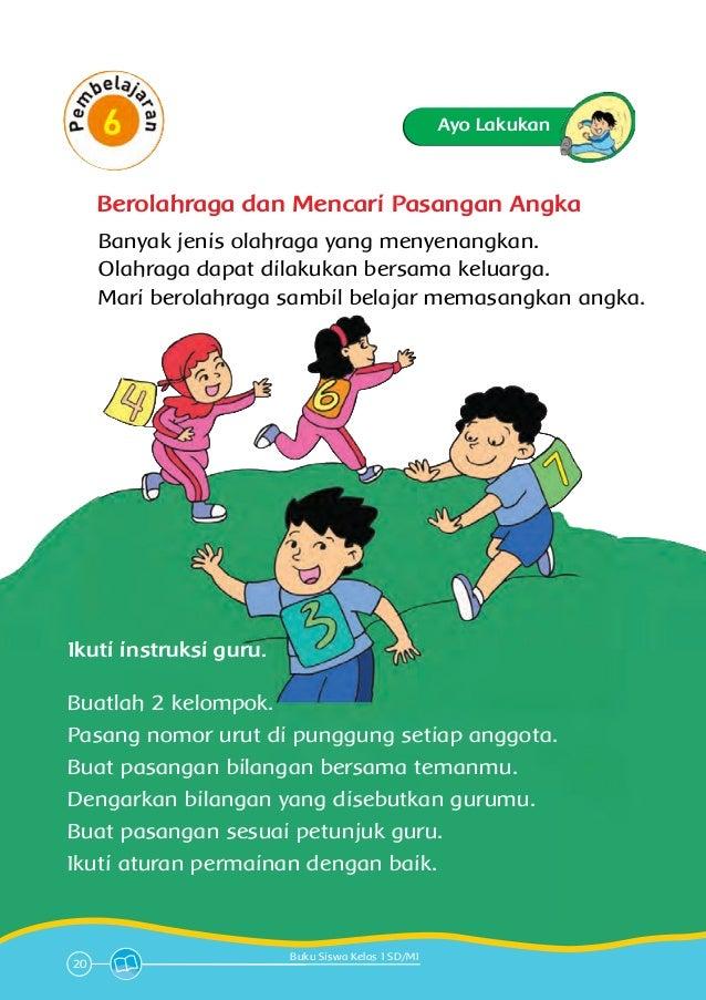 Buku Siswa Sd Kelas 1 Tematik 4 Keluargaku