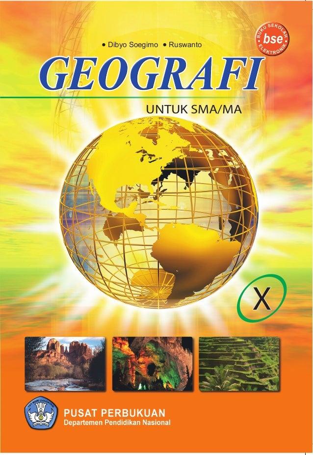 Kelas 10 geografi