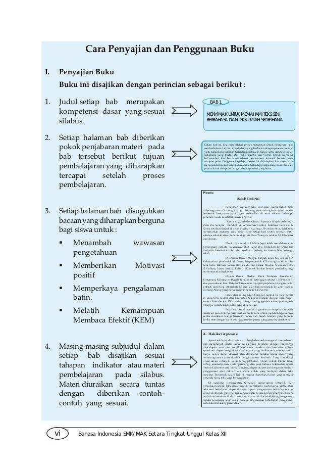 Ringkasan Materi Bahasa Indonesia Kelas Vi Cara Membaca Alquran