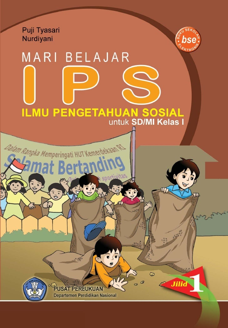 Kelas1 Sd Mari Belajar Ips Puji Dan Nurdiyani