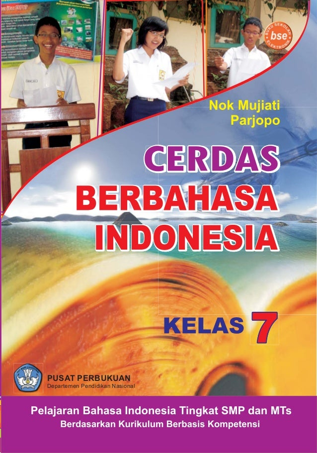 Buku Guru Bhs Indonesia Kelas 7 Smp Share The Knownledge