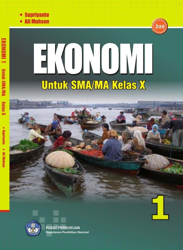 Kelas X Sma Ekonomi 1 Supriyanto