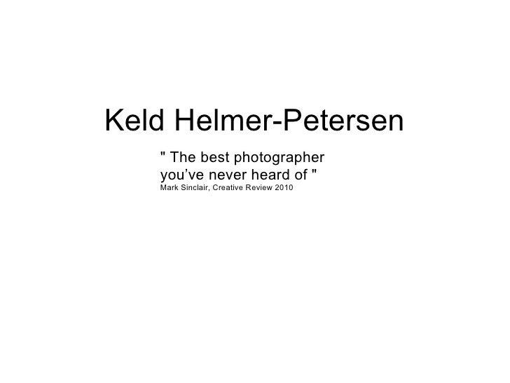 KeldHelmer-Petersen