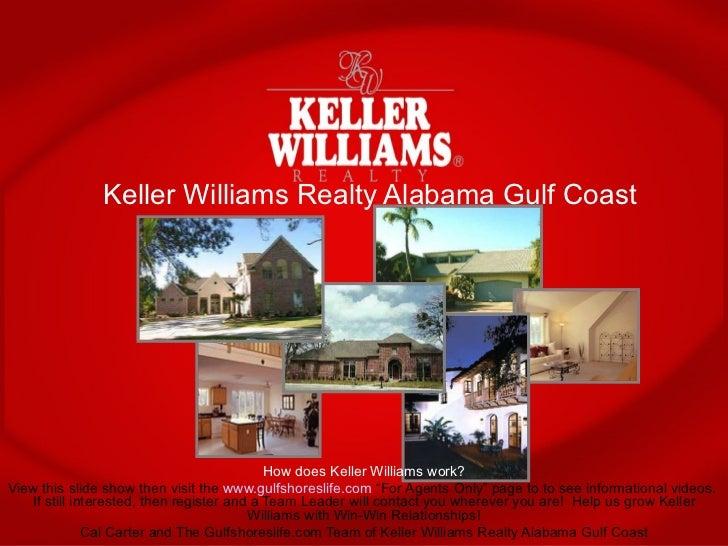 Keller williams realty slide show for prospective agents for Keller williams folders