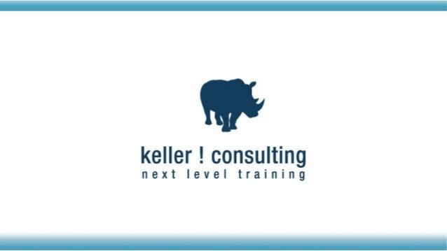 keller ! consulting - unternehmenspraesentation