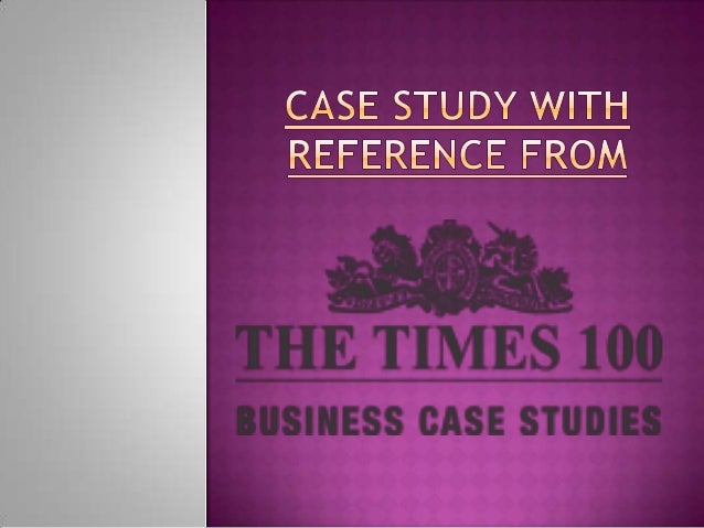 Kelloggs case study