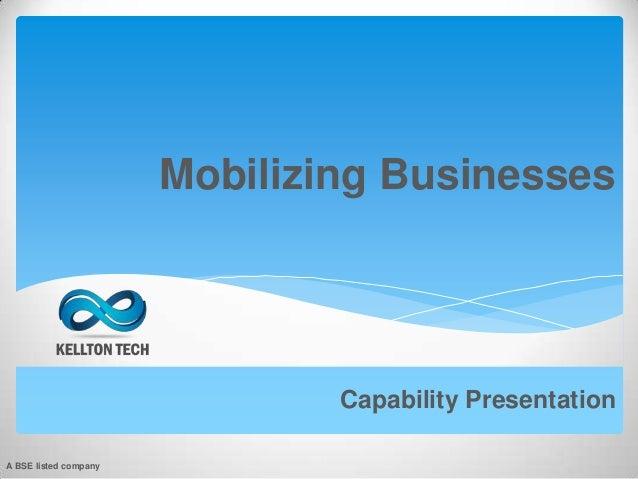 Kellton tech mobile_ppt