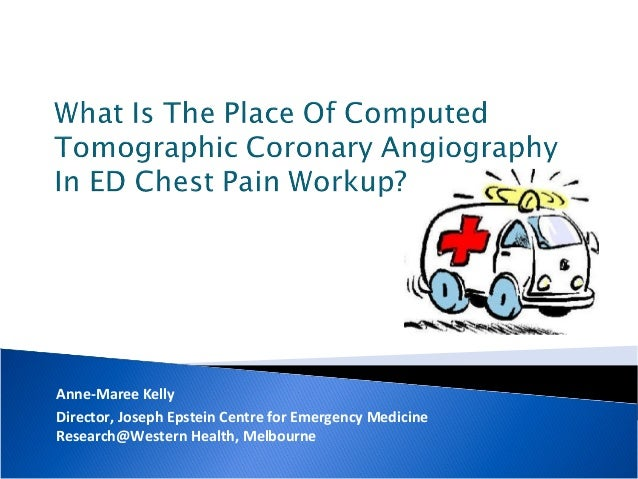 Anne-Maree Kelly Director, Joseph Epstein Centre for Emergency Medicine Research@Western Health, Melbourne