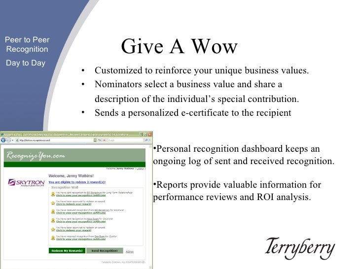 present certificate templates